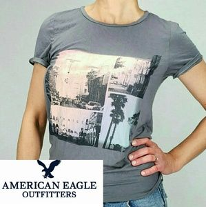 American Eagle Soft & Sexy Womens Distressed